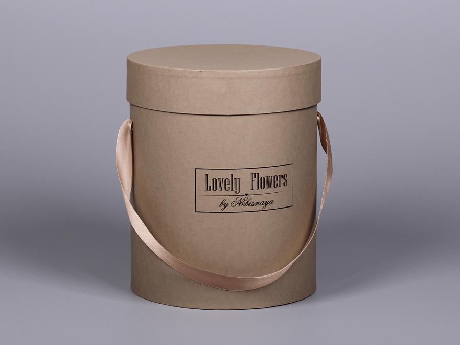Купить коробки для цветов в москве