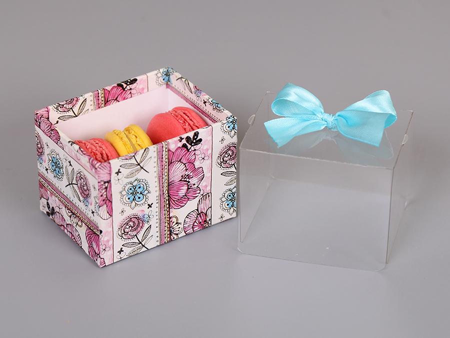 коробки для сладостей на заказ