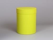 """<p><strong><em>Материал:</em></strong><em>картон, дизайнерская бумага попсет (зелено-желтый)</em></p> <p><em><strong>Технология:</strong>вырубка картона, сборка, каширование бумагой, монтаж ручек, нанесение шелкография</em></p> <p><em><strong>Размер, мм.:</strong>d200 h250 мм</em></p> <p><em><strong>Примерная стоимость, руб.:</strong></em></p> <p><em>дизайнерская бумага попсет от <strong>357</strong> (без нанесений и ручек)</em></p> <p><em><em><em><em><em><em><em><em><em><em><strong><em><em>БЛАНК ЗАКАЗА И ЦЕНЫ<a href=""""http://estetis.ru/files/doc/Blank_zakaza.xlsx"""" target=""""_blank"""">СКАЧАТЬ</a></em></em></strong></em></em></em></em></em></em></em></em></em></em></p> <p></p>"""
