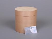 """<p><em><strong>Это вариант коробки. Мы изготовим любые коробки по Вашим требованиям высотой не более 180 мм.</strong></em></p> <p><em><strong>Материал:</strong>шпон, фанера</em><em><br /></em></p> <p><strong><em>Технология:</em></strong><em>вырубка шпона, нарезка фанеры, сборка</em></p> <p><strong><em>Размер, мм.:</em></strong><em>d150 h150</em></p> <p><strong><em>Примерная стоимость, руб.:</em></strong><em>от<strong>242</strong></em></p> <p><em>актуальность цен уточняйте у менеджеров компании</em></p> <p><em><em><em><em><em><em><em><em><em><em><strong><em><em>БЛАНК ЗАКАЗА И ЦЕНЫ<a href=""""http://estetis.ru/files/doc/Blank_zakaza.xlsx"""" target=""""_blank"""">СКАЧАТЬ</a></em></em></strong></em></em></em></em></em></em></em></em></em></em></p> <p></p>"""
