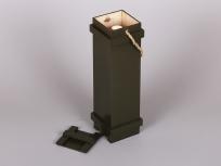 """<p><em><strong>Материал:</strong></em><em>фанера высокого качества</em></p> <p><strong><em>Технология:</em></strong><em>лазерная резка, гравировка, ручная сборка, покраска, ручка джутовый шнур</em></p> <p><strong><em>Размер, мм.:</em></strong><em>90х90х320</em></p> <p><span class=""""apple-converted-space""""><em><em><strong><em>Стоимость, руб.:</em></strong><span class=""""apple-converted-space""""><em> уточняйте у менеджеров</em></span></em><br /></em></span></p> <p><em><em><em><em>изделия изготавливаются по Вашим индивидуальным требованиям,</em><em>стоимость зависит от сложности изготовления, материалов и тиража</em></em></em></em></p>"""