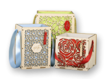 Коробки для цветов Мадера от 229 руб