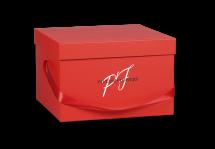 Квадратные коробки для цветов от 198 руб