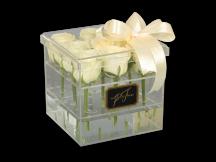 Акриловые коробки для цветов от 444 руб
